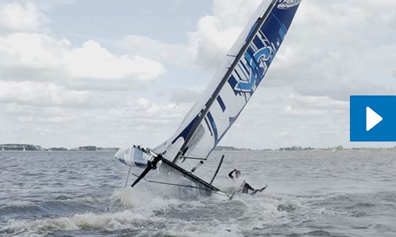 Foiling Generation herpakt na valse start